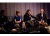 Kathryn Bigelow, Jessica Chastian, and Jason Clarke