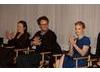 Jennifer Ehle, Jessica Chastian, and Jason Clarke