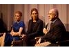 Kathryn Bigelow, Jessica Chastian, and Moderator Steve Daly