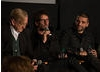 T Bone Burnett, Joel Coen And Oscar Isaac