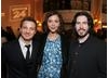 Jeremy Renner, Maggie Gyllenhaal and Jason Reitman