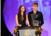Skins actress Kaya Scodelario and Shameless star Elliott Tittensor presented the inaugural BBC Blast and BAFTA Screen-Skills Award.