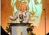 The man behind Bo' Selecta!, Keith lemon, presented the Make Up & Hair Design category sponsored by MAC.
