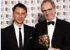 Actor Robert Carlyle with BAFTA-winning director Ken Loach.