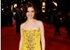Anna Kendrick, nominated in the Supporting Actress category for her role in Up In The Air, arrives in a layered yellow dress (BAFTA/Richard Kendal).