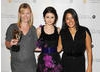Disney Channel star Selena Gomez presented the International Award to Yo Gabba Gabba.