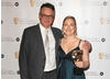 Comedian and Young James Bond novelist Charlie Higson presented the Award for Writer to 'Summerhill's Alison Hume
