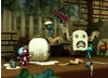 The quirky worlds of LIttleBigPlanet were enough to win it the BAFTA for Artstic Achievement (Media Molecule & XDev Studio Europe / Sony Computer Entertainment).