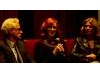 John Slattery, Christina Hendricks and January Jones