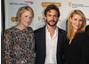 Mamie Gummer, Hugh Dancy and Claire Danes