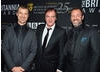 Honorees Matt Stone, Quentin Tarantino and Trey Parker were delighted to receive their Awards.