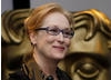 Meryl Streep at her BAFTA Life in Pictures event at Academy Headquarters, 17 January 2009.