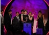 The team behind Horrible Histories collect their BAFTA for Comedy.