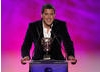 Il Divo singer Sebastien Izambard reads out the nominations (Collingwood O'Hare, Dot To Dot Productions, Kindle Entertainment, Lime Pictures) and then announces the winner of the Independent Production Company category.