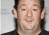 Johnny Vegas arrives at the EA British Academy Children's Awards ceremony