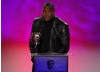 Former England footballer John Barnes announces the nominations (CBBC, Cbeebies, Disney Channel UK, Nick Jr. UK) and then the winner of the Award for Channel of the Year.