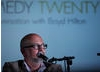 Twenty Twelve's Vincent Franklin - Latitude 2012