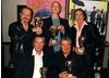 The surviving members of the Monty Python team received the Academy's Special Award in New York on 15 October 2009 ( BAFTA)