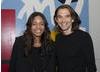 Naomie Harris and Director, Justin Chadwick
