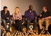 Chiwetel Ejiofor, Producer Dede Gardner and Director Steve McQueen