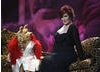 Sharon Osbourne joins Miss Piggy on the sofa for the opening to Happy Birthday BAFTA