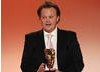Justin Fletcher of 'Something Special' collects the Presenter Award in 2008
