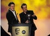 Having hosted of the Children's Awards ceremony in 2009; Dick & Dom returned to present this highly coveted award. Pic: BAFTA/Steve Finn)