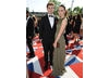 Claflin, star of the upcoming Snow White and the Huntsman, and his partner Haddock (The Inbetweeners: Movie). Claflin will co-present the International award with Vicky McClure.