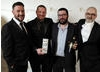 Rockstar North - Winners of a Special Award for 2013 for Grand Theft Auto V.