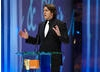 For the second year running Jonathan Ross hosted the Awards ceremony (pic: BAFTA / Camera Press).