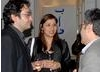 Arab World: Shivania Pandya (centre), Managing Director, DIFF