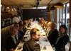 Guests seated for lunch at Rabot 1745