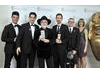 Winners of the Single Documentary category, Terry Pratchett: Choosing to Die