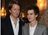 Tom Hooper (The King's Speech) and Andrew Garfield (The Social Network &amp; Never Let Me Go)