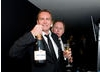 Robert and Philip Glenister find the Taittinger at the Television Awards After Party.