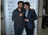Kayvan Novak and Joseph Gilgun at the Television Nominees Party 2012