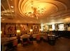 The event reception was held in the Bassoon Bar at London's luxurious Corinthia Hotel