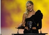 Television actress Ali Bastian introduces the four nominated programmes in the Writer category. Pics: BAFTA/Steve Finn