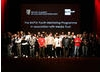 The young people and their BAFTA Mentors.
