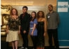 BAFTA Mentor Jemma Jupp with young filmmakers from the British Youth Council.