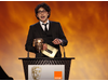 Alex Zane hosts Orange BAFTA's The Final Word