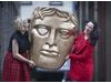 Edith Bowman &amp; Jude McLaverty: BAFTA in Scotland