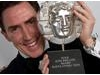 Rob Brydon with the Siân Phillips Award at the BAFTA Cymru Awards in 2010.