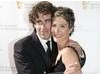 Stephen Mangan &amp; Tamsin Greig BAFTA/Chris Sharp