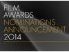 Film Awards Nominations Announcement 2014