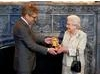 HM The Queen Receives an Honorary BAFTA (April 2013)