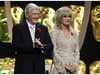 Happy Birthday BAFTA hosts Michael Parkinson and Joanna Lumley