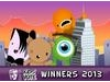 BAFTA Kids' Vote in 2013 Winners