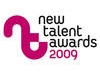 New talent awards logo 2009