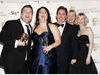 Sky+ Audience Award winners Gavin & Stacey